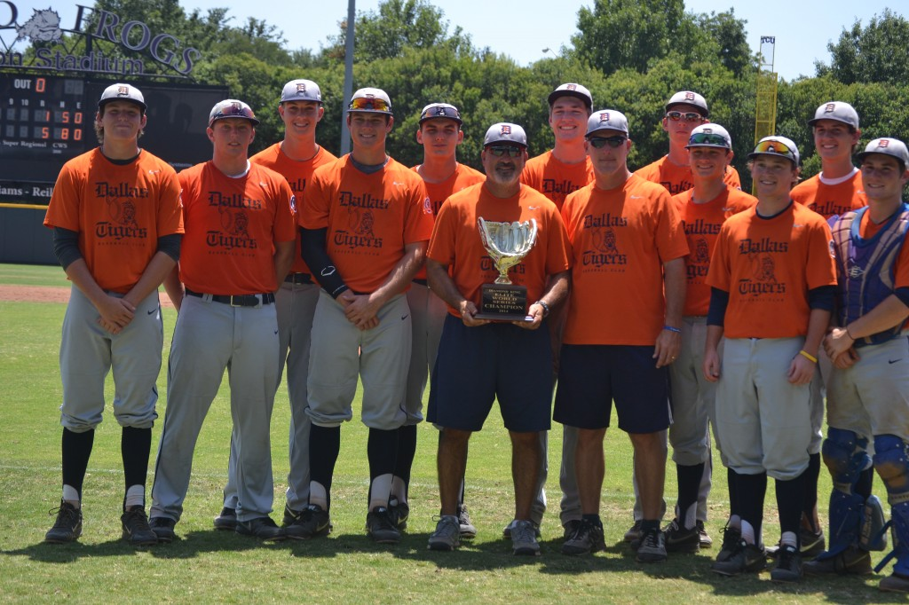 16U DiamondKing Champions at TCU