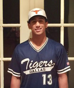 finest selection c25c0 5c2ce University of Texas Archives | Dallas Tigers Baseball