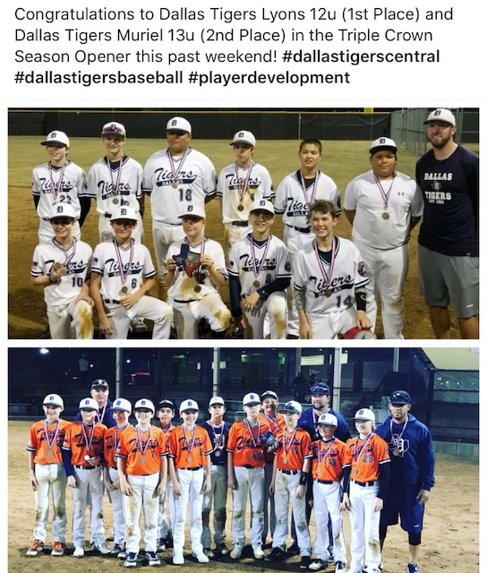 Dallas Tigers Central