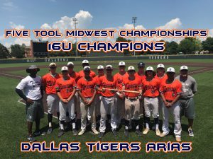 Dallas Tigers Arias