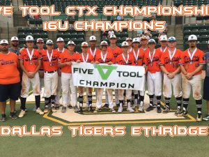 Dallas Tigers Ethridge