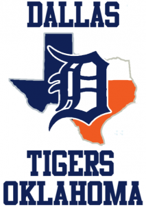 Dallas Tigers Oklahoma logo
